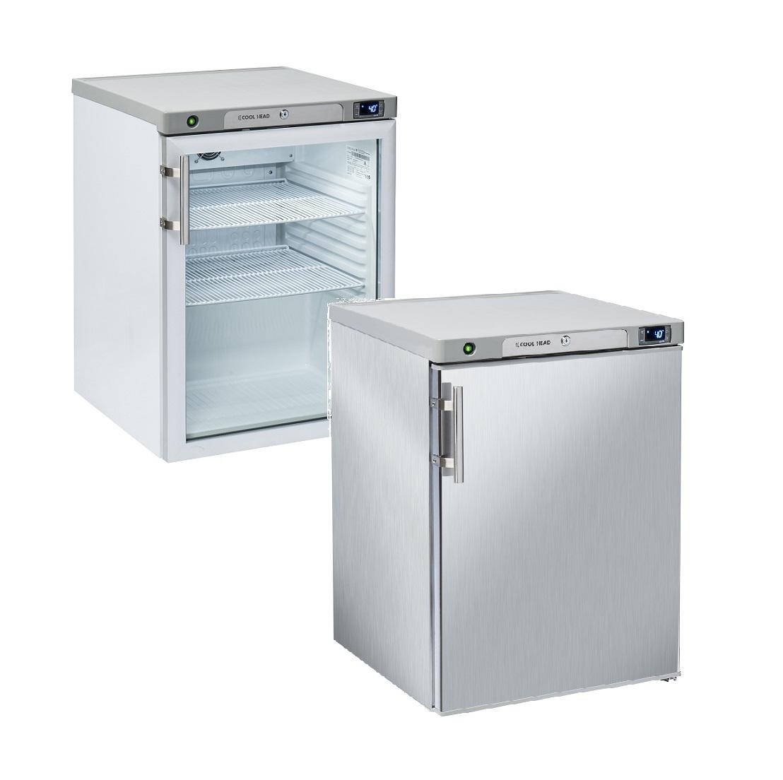 Underbenk kjøleskap