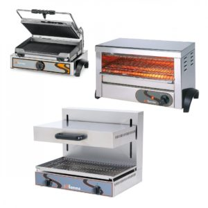 Pressgrill - Toaster - Salamander