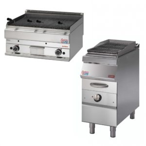 Steamgrill / Lavasteingrill