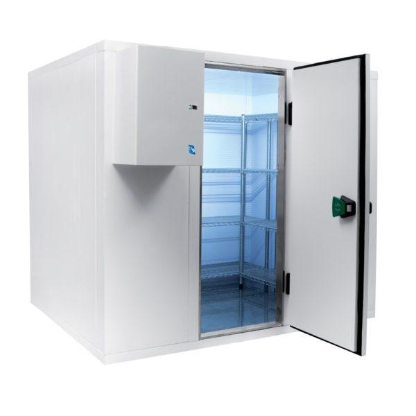 Kjølerom med kjøleaggregat
