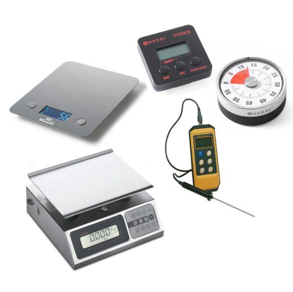 Vekt Timer - Termometer